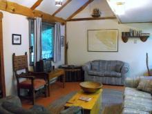 Mariner Cottage Living Room
